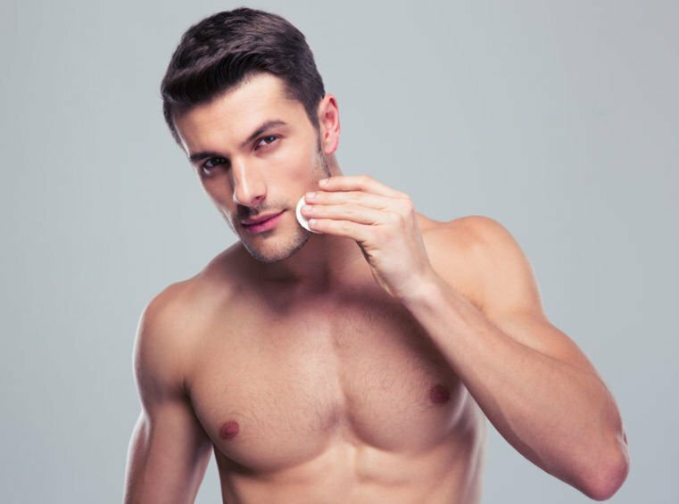 Bellezza uomo. Mensbeauty.it