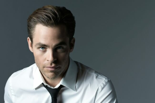 Chris Pine - Armani Code - Mensbeauty.it
