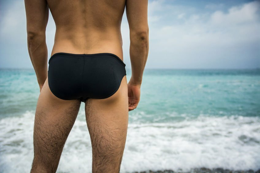 Depilare i glutei maschili, ecco come. - MensBeauty Blog