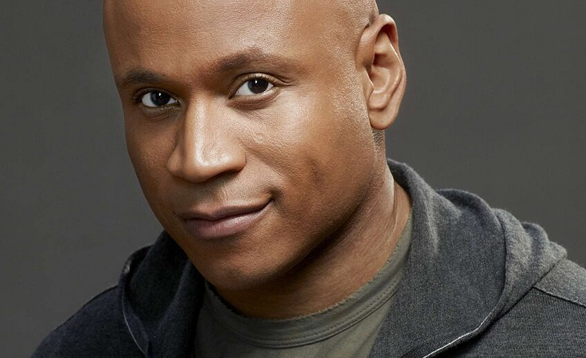 In foto: LL Cool Jagente speciale Sam Hanna, in NCIS. Mensbeauty.it