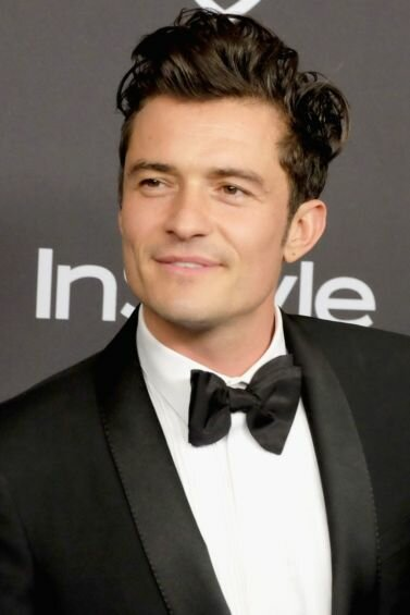 Capelli Biondi: Orlando Bloom Photography by Getty Images
