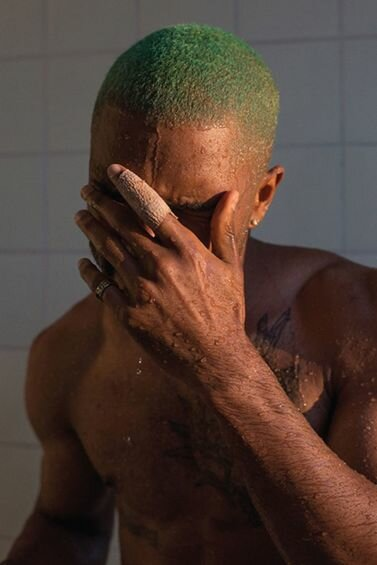 Capelli Biondi: Frank Ocean Photography by Getty Images