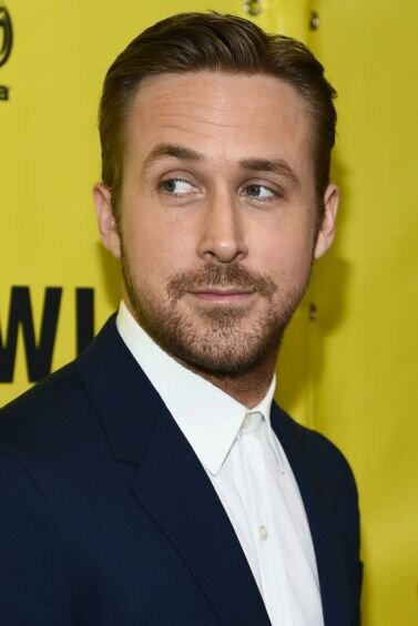 Capelli Biondi: Ryan Gosling Photography by Getty Images