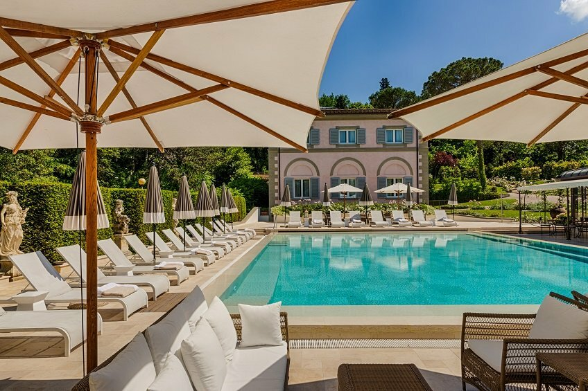 Day - Spa - a- Firenze - Villa - Cora